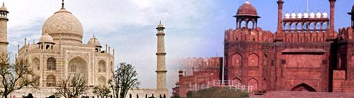 india monuments tour, rajasthan monument tours, taj mahal in agra